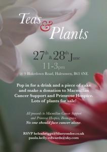 Teas&Plants